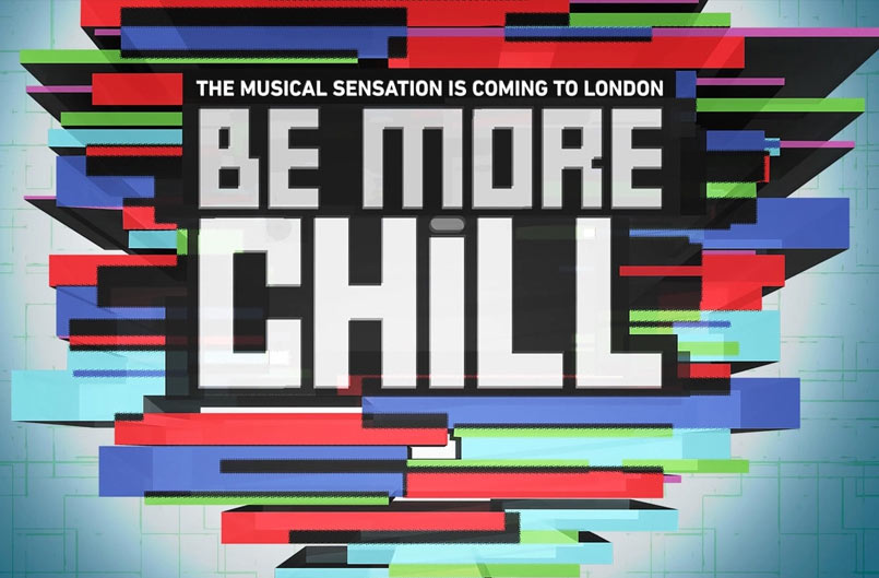 Be More Chill Musical - The Other Palace Theatre, London