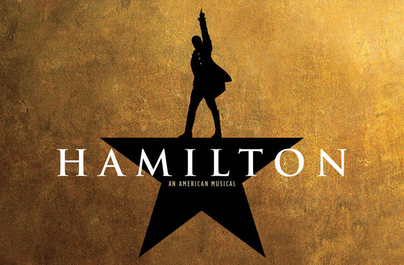 Hamilton the Musical - London