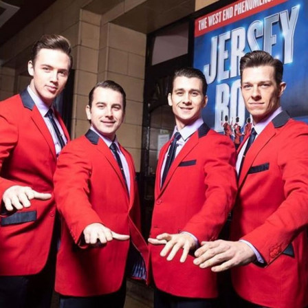 Jersey Boys The Musical - Trafalgar Theatre