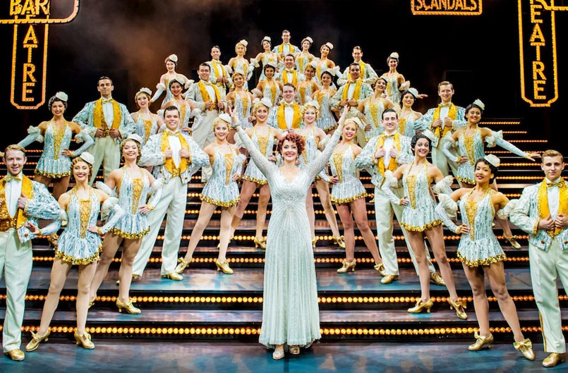 Understudy Steph Parry to Take Over from Lulu in 42nd Street's Star Role
