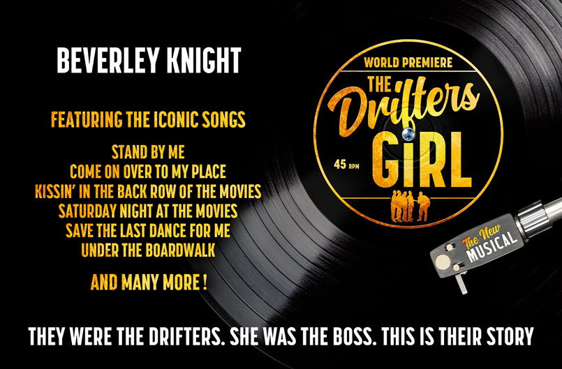 The Drifters Girl Musical in London