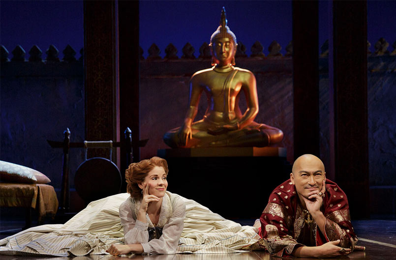 Hello Young Lovers! New cast members are announced for THE KING AND I at the London Palladium