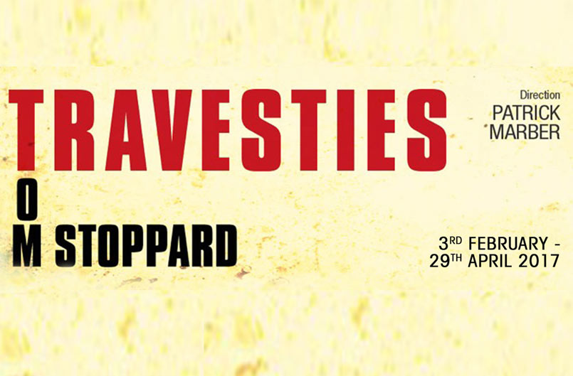 Travesties - Apollo Theatre