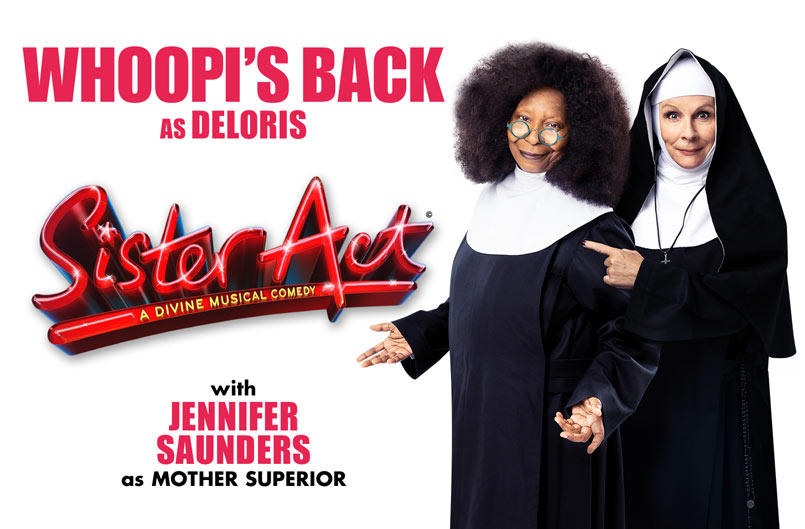 Whoopi Goldberg - Sister Act London